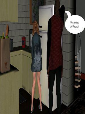 3D Porn Comics Vger- The Frat House- Day 1 Porn Comic 19