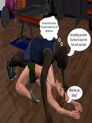 3D Porn Comics Vger- The Frat House- Day 1 Porn Comic 30