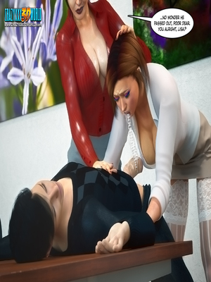 3D Porn Comics Vox Populi – Episode 38- Uncovered Operation Porn Comic 24