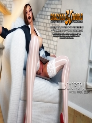 Porn Comics - 3D : Vox Populi – Episode 39- Squirt Porn Comic