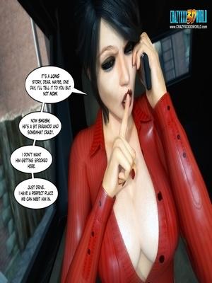 3D Porn Comics Vox Populi – Episode 39- Squirt Porn Comic 05