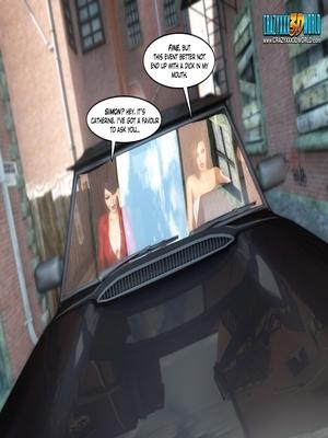 3D Porn Comics Vox Populi – Episode 39- Squirt Porn Comic 06