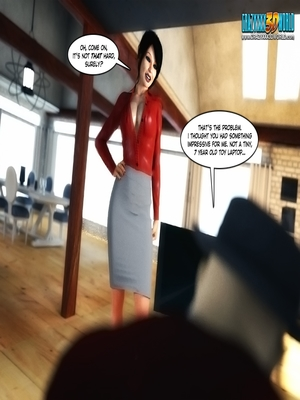 3D Porn Comics Vox Populi – Episode 39- Squirt Porn Comic 08