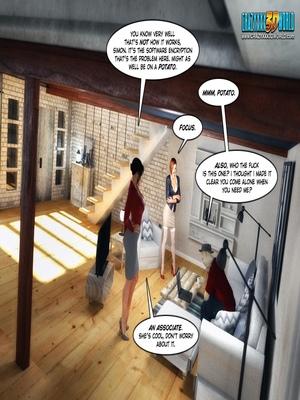 3D Porn Comics Vox Populi – Episode 39- Squirt Porn Comic 09
