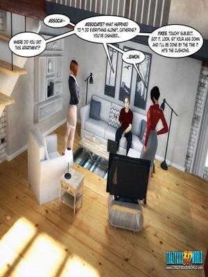3D Porn Comics Vox Populi – Episode 39- Squirt Porn Comic 10