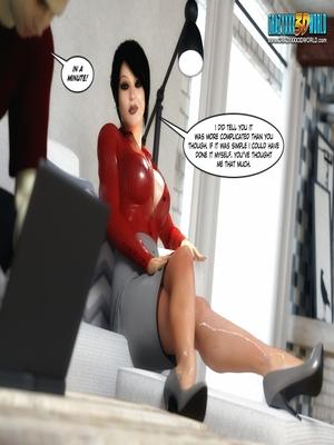 3D Porn Comics Vox Populi – Episode 39- Squirt Porn Comic 12