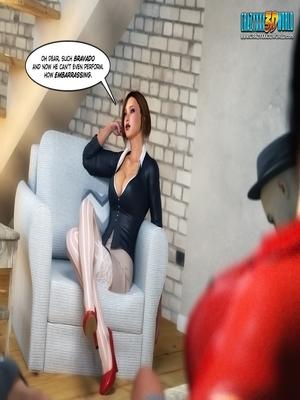3D Porn Comics Vox Populi – Episode 39- Squirt Porn Comic 13