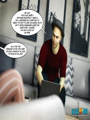 3D Porn Comics Vox Populi – Episode 39- Squirt Porn Comic 14