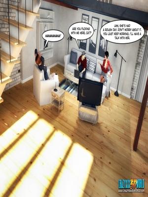 3D Porn Comics Vox Populi – Episode 39- Squirt Porn Comic 15