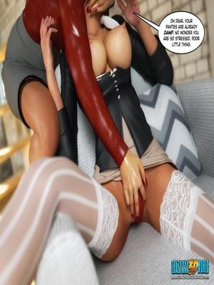 3D Porn Comics Vox Populi – Episode 39- Squirt Porn Comic 25
