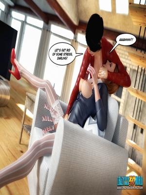 3D Porn Comics Vox Populi – Episode 39- Squirt Porn Comic 26