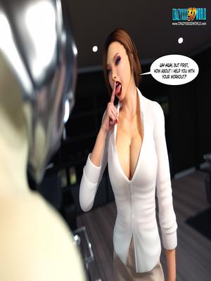 3D Porn Comics Vox Populi – Episode 41- Home Porn Comic 18