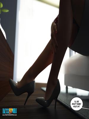 3D Porn Comics Vox Populi – Episode 41- Home Porn Comic 19