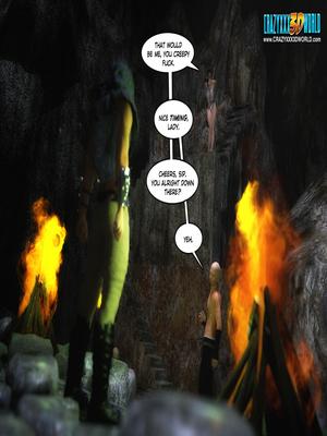3D Porn Comics Vox Populi – Episode 42- His Seed Porn Comic 15