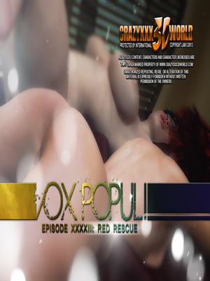 Porn Comics - 3D : Vox Populi – Episode 43- Red Rescue Porn Comic