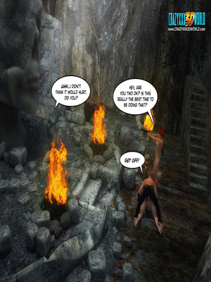 3D Porn Comics Vox Populi – Episode 43- Red Rescue Porn Comic 17