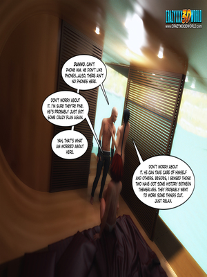 3D Porn Comics Vox Populi – Episode 43- Red Rescue Porn Comic 29