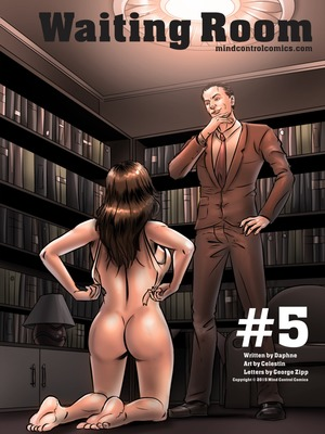 Porn Comics - XXX – Waiting Room 05- Mind Control Porn Comic