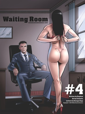 Adult Comics Waiting Room 4- Mind Control Porn Comic 01
