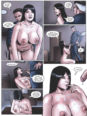 Adult Comics Waiting Room 4- Mind Control Porn Comic 10