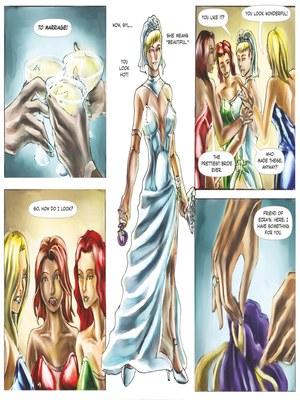Adult Comics Wedding Ceremony- Mind Control Porn Comic 04