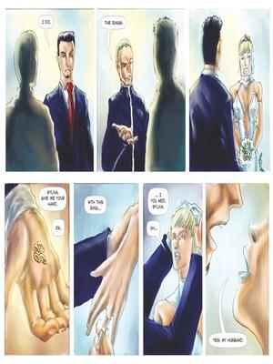 Adult Comics Wedding Ceremony- Mind Control Porn Comic 09