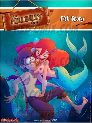 Porn Comics - Animated Incest – Welcomix- Hillbilly Farm 17- Fish Story Porn Comic