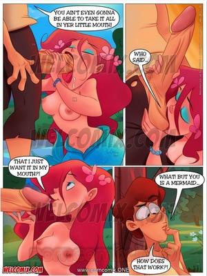 Incest Comics Welcomix- Hillbilly Farm 17- Fish Story Porn Comic 07