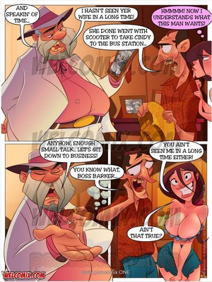 Incest Comics Welcomix-Hillbilly Gang 13- Farm Mortgage Porn Comic 04