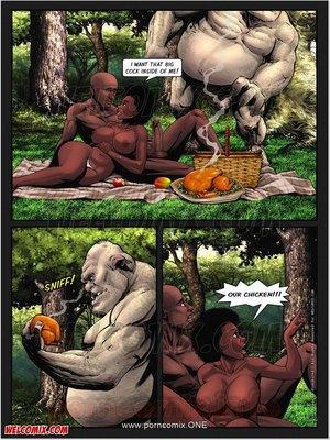 Incest Comics Welcomix-Monster Squad 4- Cannibal Ogre Porn Comic 03