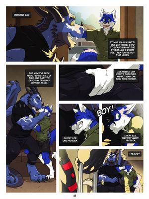 WFA- Black and Blue II free Porn Comic