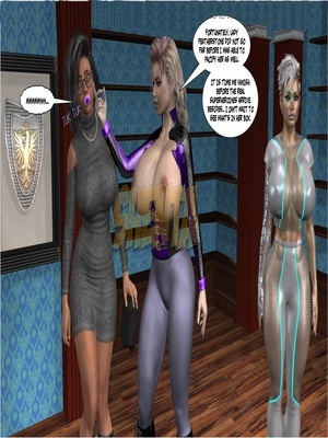 3D Porn Comics Wikkidlester- Sins of the Seven 1 Porn Comic 10