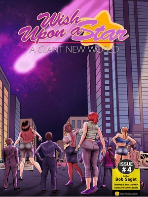 Porn Comics - Wish Upon A Star 4- A Giant World Begins free Porn Comic
