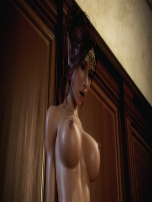 3D Porn Comics X3Z- Ruby, Lorelei, Syndory and Lara Porn Comic 02