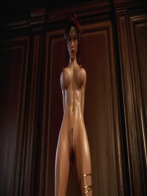 3D Porn Comics X3Z- Ruby, Lorelei, Syndory and Lara Porn Comic 13