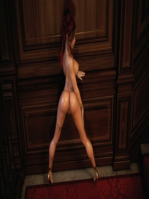 3D Porn Comics X3Z- Ruby, Lorelei, Syndory and Lara Porn Comic 16