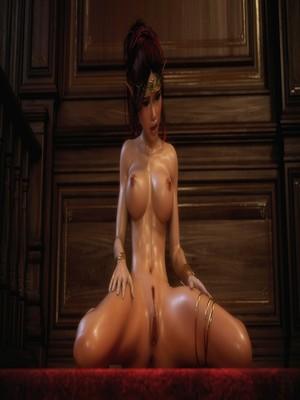 3D Porn Comics X3Z- Ruby, Lorelei, Syndory and Lara Porn Comic 17