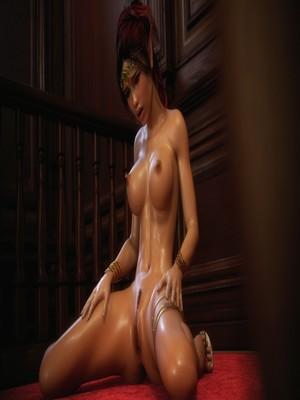3D Porn Comics X3Z- Ruby, Lorelei, Syndory and Lara Porn Comic 18