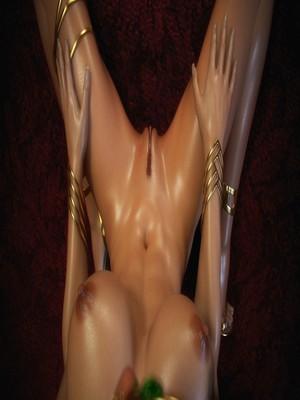 3D Porn Comics X3Z- Ruby, Lorelei, Syndory and Lara Porn Comic 19