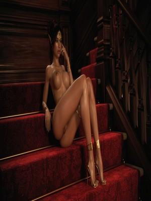 3D Porn Comics X3Z- Ruby, Lorelei, Syndory and Lara Porn Comic 21