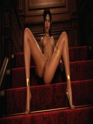3D Porn Comics X3Z- Ruby, Lorelei, Syndory and Lara Porn Comic 23