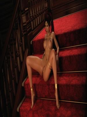 3D Porn Comics X3Z- Ruby, Lorelei, Syndory and Lara Porn Comic 24