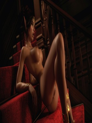 3D Porn Comics X3Z- Ruby, Lorelei, Syndory and Lara Porn Comic 26