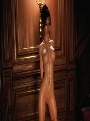 3D Porn Comics X3Z- Ruby, Lorelei, Syndory and Lara Porn Comic 31