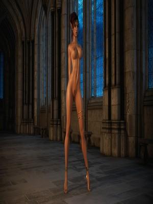 3D Porn Comics X3Z- Ruby, Lorelei, Syndory and Lara Porn Comic 32