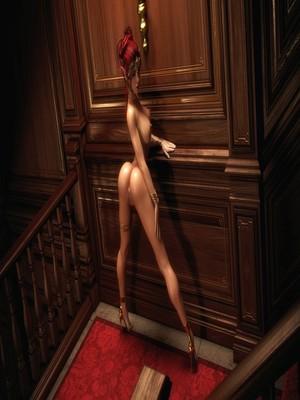 3D Porn Comics X3Z- Ruby, Lorelei, Syndory and Lara Porn Comic 34
