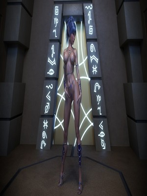 3D Porn Comics X3Z- Ruby, Lorelei, Syndory and Lara Porn Comic 41