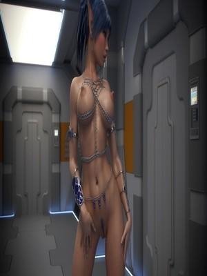 3D Porn Comics X3Z- Ruby, Lorelei, Syndory and Lara Porn Comic 43