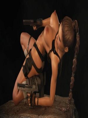 3D Porn Comics X3Z- Ruby, Lorelei, Syndory and Lara Porn Comic 50