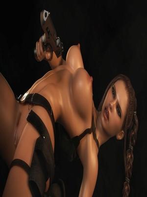 3D Porn Comics X3Z- Ruby, Lorelei, Syndory and Lara Porn Comic 51